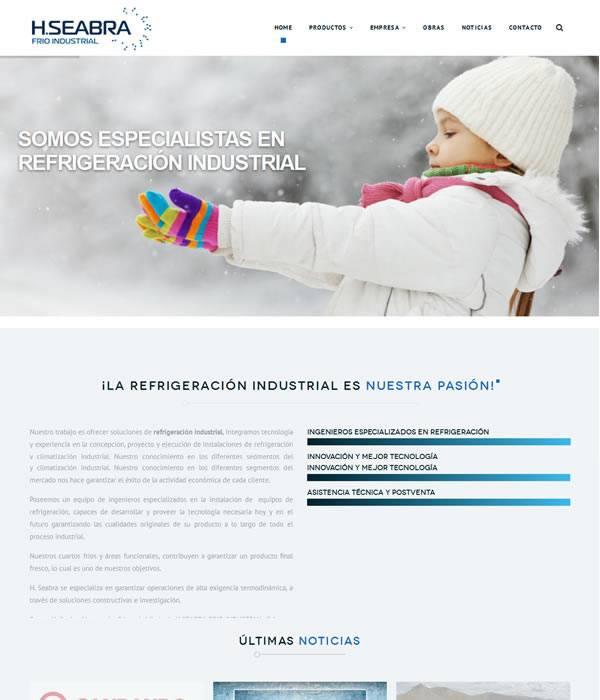 Hseabra - Diseño web cms Valencia Carabobo Venezuela