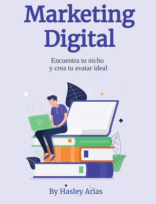 Nicho marketing digital Hasley Arias